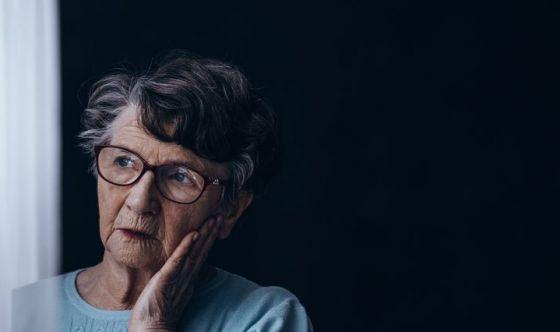 L'età complica la depressione