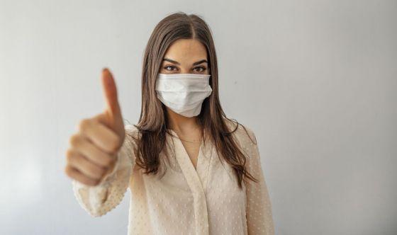 Mascherine: così la dermatite seborroica non peggiora