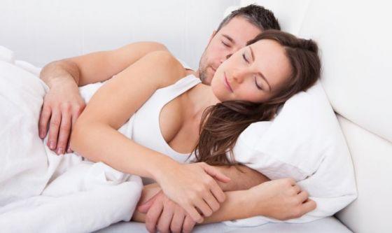 Il buon sonno aiuta il sesso