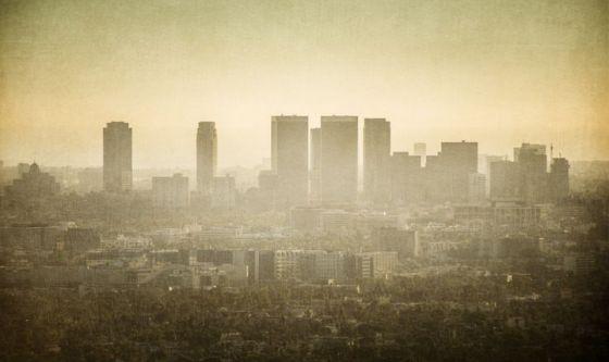 Respirare l'aria delle metropoli può portare all'enfisema