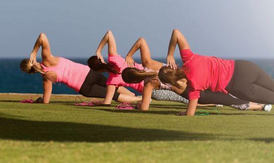 Workout estivo: gli esercizi da fare in vacanza