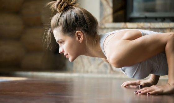 Fitness, rimanere in forma con esercizi da 7 minuti