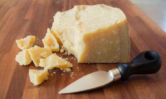 Cristalli di formaggio per superare test ed esami