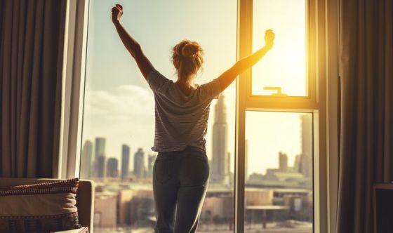 La ginnastica da fare al risveglio che dà energia