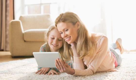 Bimbi e tecnologia: i 5 consigli di Tata Francesca