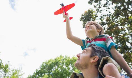 Giocare con i figli: i vantaggi per la loro crescita