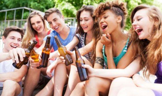 I giovani? Sorpresa: bevono poco e responsabilmente