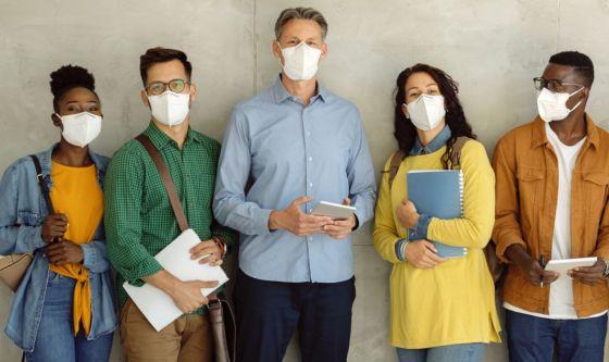 Adolescenti e pandemia, oltre la metà ha sperimentato disagi