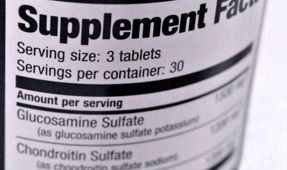 Un aiuto per le articolazioni: la glucosamina solfato