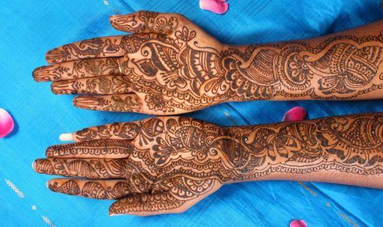 I tatuaggi all'henné sono pericolosi per la salute?