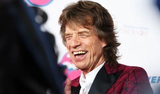 Operazione riuscita per Mick Jagger