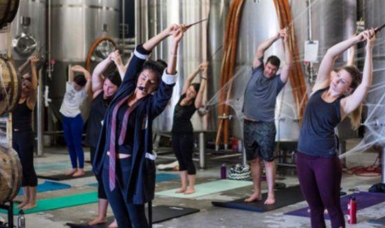 Lo yoga ispirato ad Harry Potter