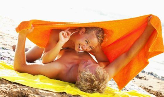 Sesso sulla spiaggia? No, grazie