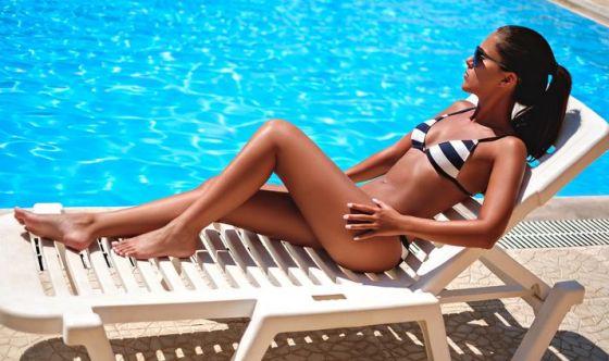 Abbronzarsi senza sole e senza rischiare cancro alla pelle