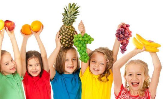Dieta equilibrata con i bambini? Scegliete il menù con loro