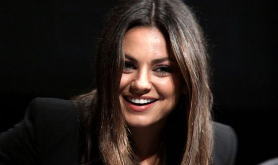 Mila Kunis racconta i primi tempi da mamma