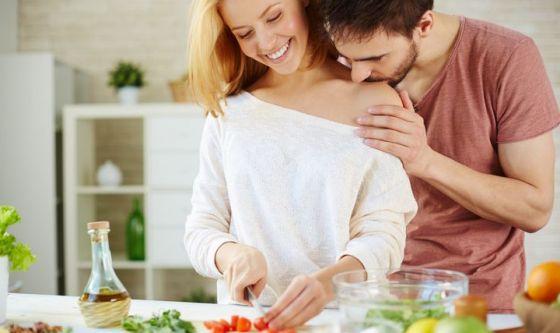 La dieta che aiuta il sesso
