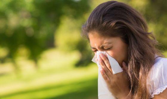Allergie di primavera: non solo polline