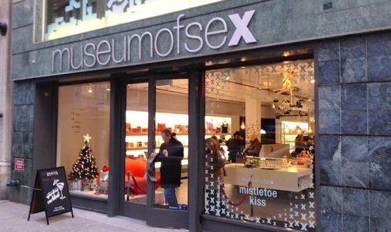 Gita al museo del sesso