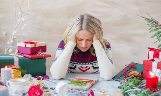 Natale: una vera fonte di stress