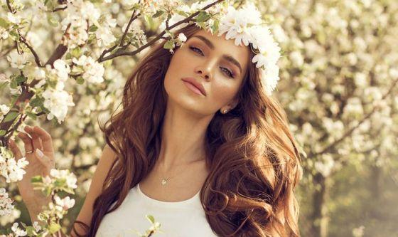Capelli sposa: è l'anno del natural look
