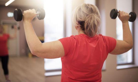 Pesi e aerobica aiutano a combattere l'obesità