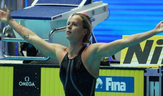 Federica Pellegrini, una sportiva longeva