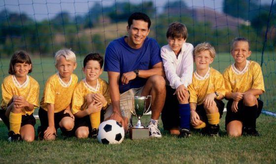 Europei di calcio: la dieta dei piccoli campioni