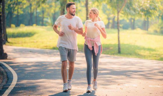 Come vivacizzare la passeggiata quotidiana