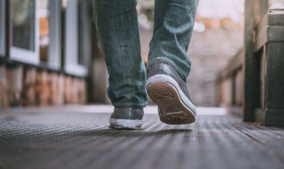 Camminare a passo svelto allunga la vita di quasi 20 anni