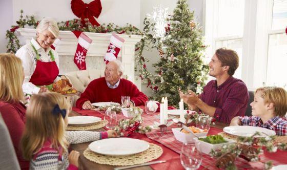 Il cibo, il Natale, la linea e la personalità