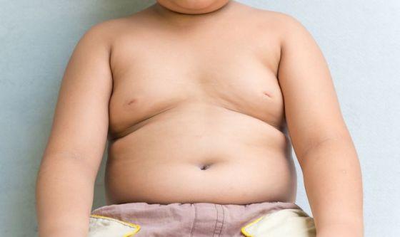 Obesità e ipertensione sono un pericolo già in tenera età