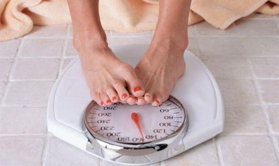 Le oscillazioni di peso, il coniuge e lo smalto