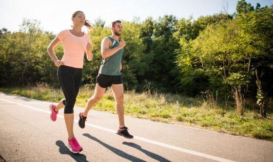 Il Pilates per migliorare la corsa
