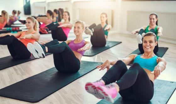 Più tonici con il Fitness Pilates