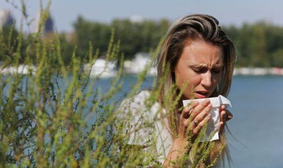 15 milioni di persone soffrono di allergia