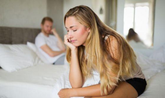 Dolore durante il sesso: colpa della dispareunia
