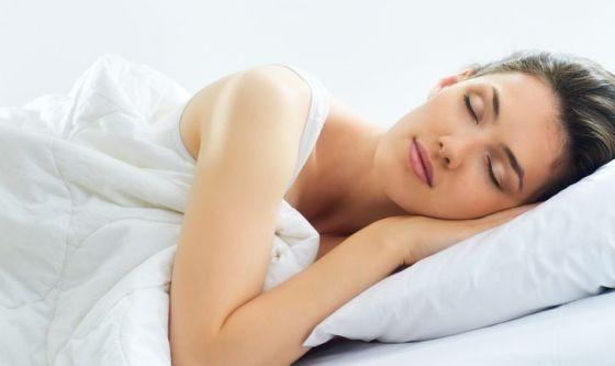 Dormire bene migliora la qualità della vita