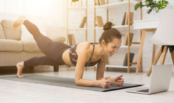 Pilates online, come approfittarne senza danni