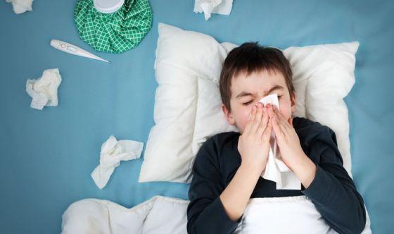 Scoperta la molecola che blocca il raffreddore