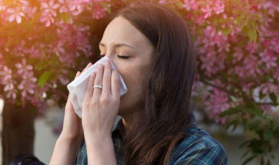 Primavera, è tempo di allergie