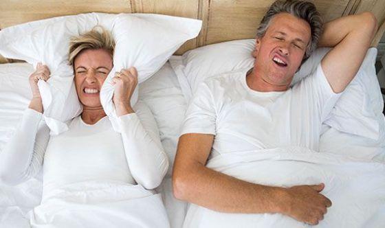 Smettere di russare non è impossibile
