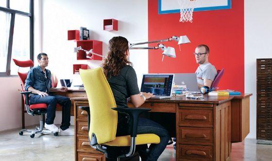 Scopri HÅG, la sedia che ti permette di muoverti da seduto!
