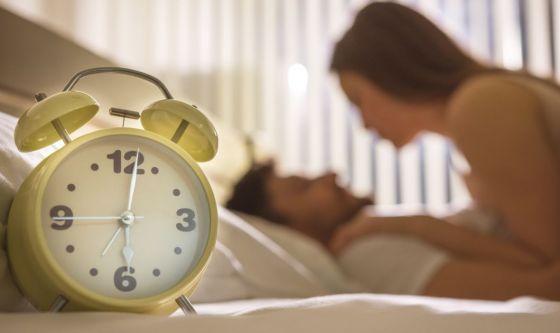 Il cambio di ora può minare la salute sessuale?