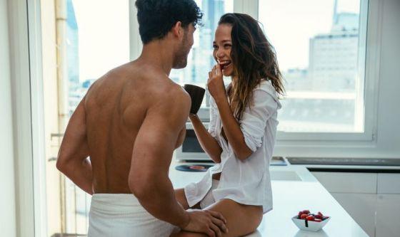 Italiani soddisfatti della vita sessuale
