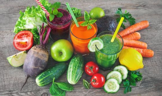 Sotto al sole con gli antiossidanti