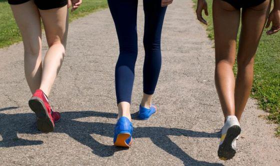 Il fitwalking per stare in forma