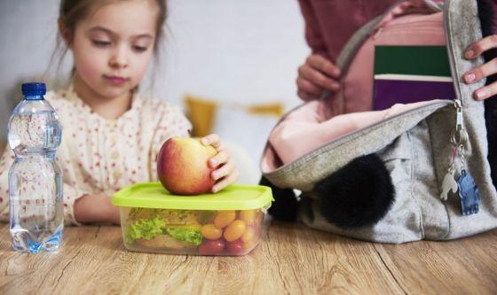 Bambini: spuntini si, ma con intelligenza