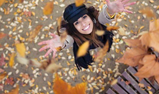 Erbe, vitamine e tanto sonno per un autunno sereno