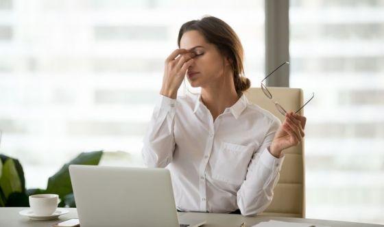 Ansia e stress da lavoro